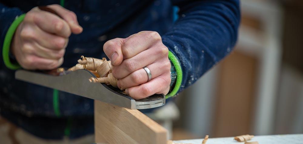 Hand Made Shaker Kitchens